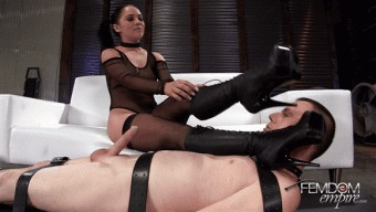 Kristina Rose – Ruined by Feet