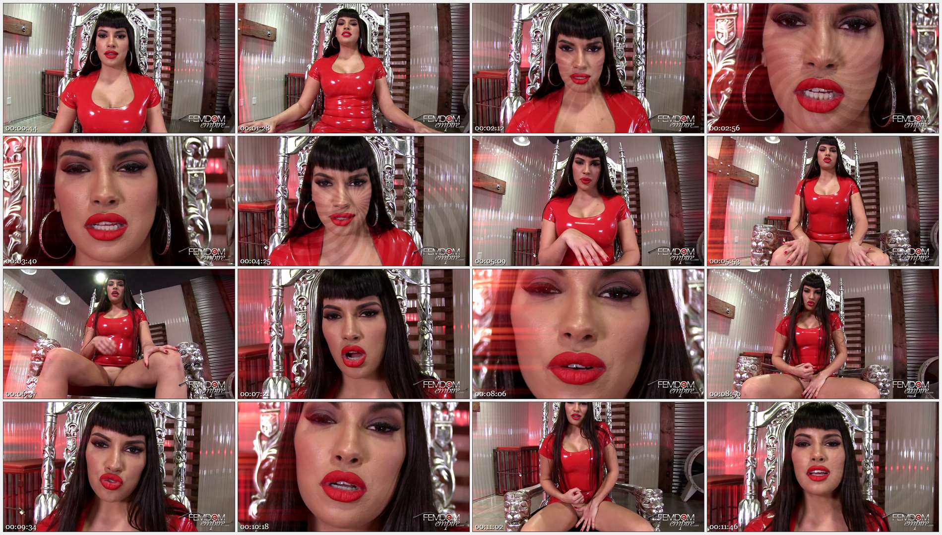Mercedes Carrera – Complete Mental Submission