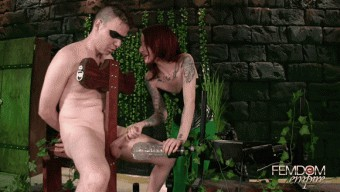 Sheena Rose – Forced Orgasms by Poison Ivy