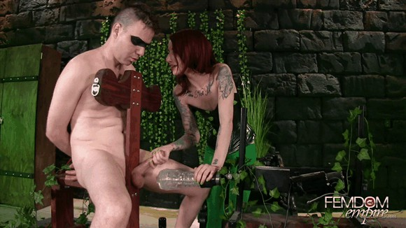 Sheena Rose – Forced Orgasms by Poison Ivy_cover