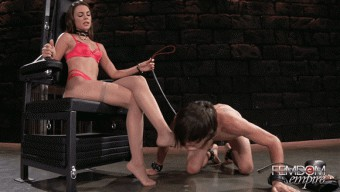 Ally Tate – Demanding Goddess Feet