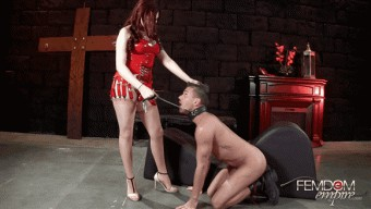 Amber Ivy – Slave Alexander – Pile Drive the Pretty Boy