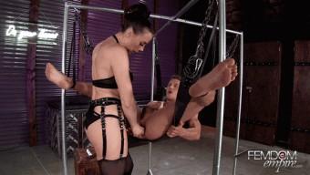 Chanel Preston – Sodomized Slave-Hole