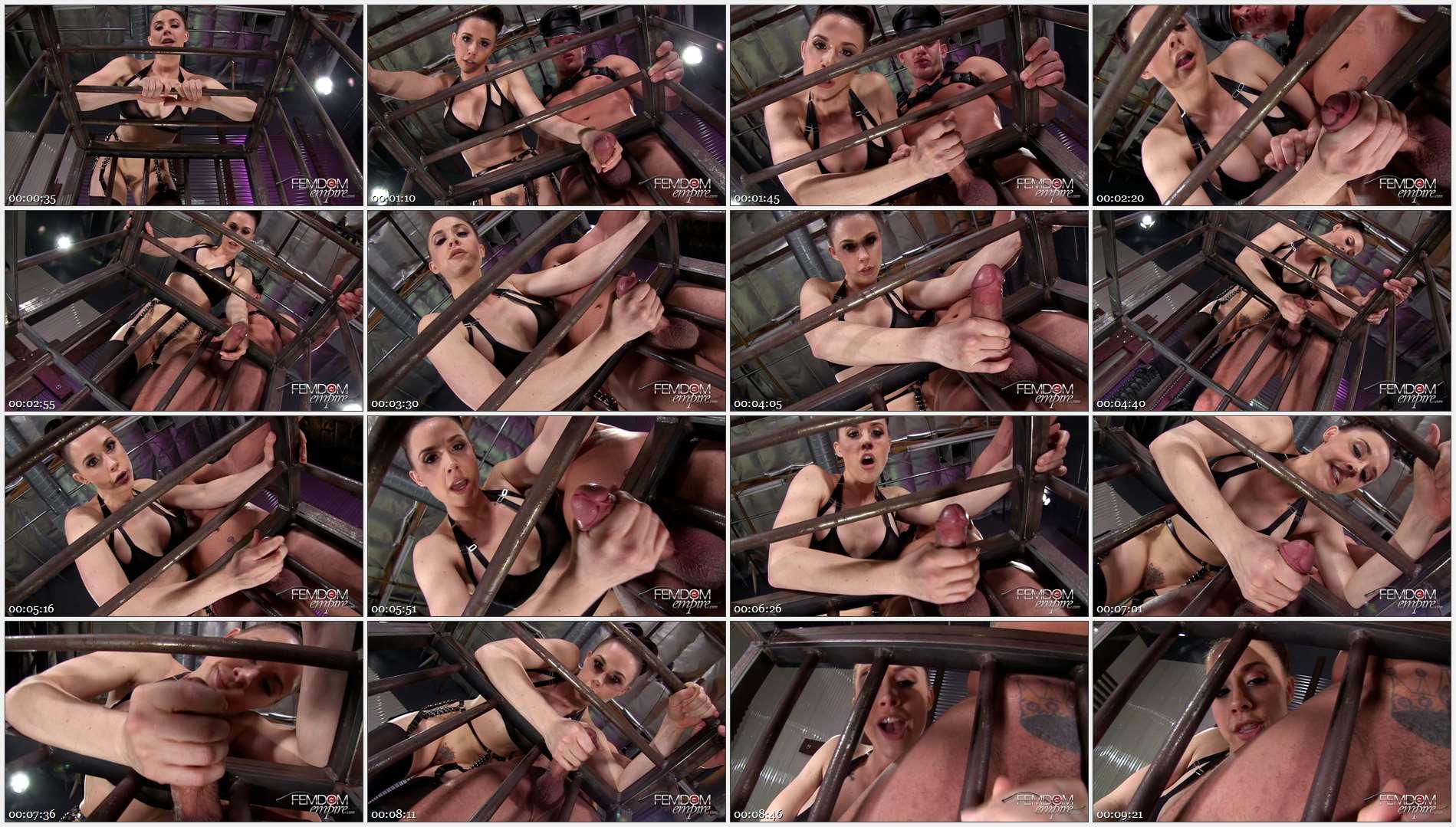 Chanel Preston – Interactive Forced Bi Cuckold POV