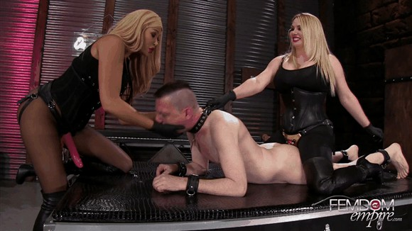 Lexi Sindel – Summer Brielle – Strap-on Queens_cover