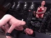 Marley Brinx – Daily slave duties