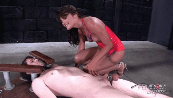 Adria Rae – Licking Lessons
