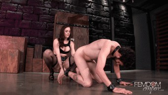 Chanel Preston – Glamazon Nut Buster