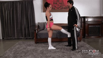 Kristina Rose – Cheerleader Ball Sadist
