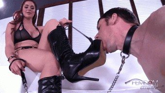 Skyla Novea – Bootlicking for Beta-males