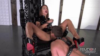 Adriana Chechik – Oral Fuck Slave