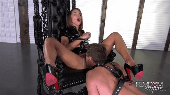Adriana Chechik – Oral Fuck Slave_cover