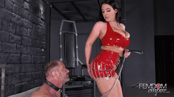 Angela White – Angela's Ass Junkie_cover