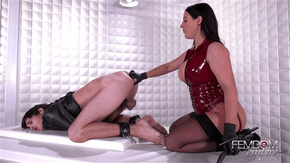 Angela White – Destroyed by Amazon_cover