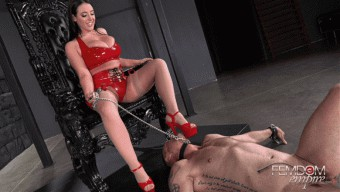 Angela White – No Limits Doormat