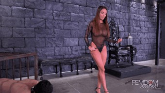 Anissa Kate – Nut Buster