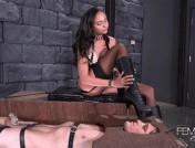 Ariana Marie – Sweaty Princess Stockings