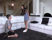 Gianna Dior – Punished Peeping Pervert