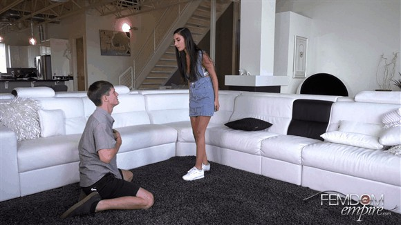 Gianna Dior – Punished Peeping Pervert_cover