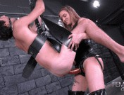 Giselle Palmer – Destroyed Slut-Hole