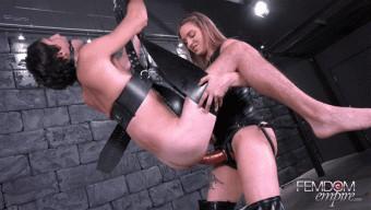 Giselle Palmer – Destroyed Slut-Hole