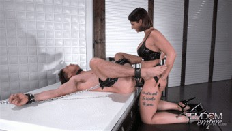 Ivy Lebelle – Strap-on Cock Slut