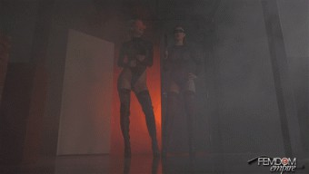 Riley Jenner – Yasmin Scott – Space Clits: The Ballbusting