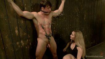 Scott Harbor – Aiden Starr – Jason Brown – Brutal Femdom: The Ultimate Interracial Cuckold Humiliation 