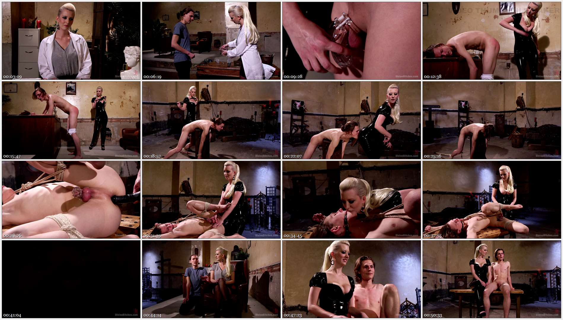 Cherry Torn – Garett Nova – If you don\'t keep your hands off your cock I will do it for you! 