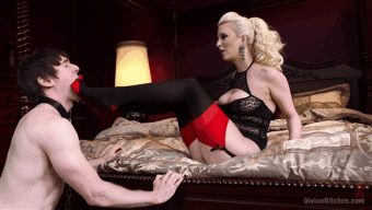 Cherry Torn – Dirk Wakefield – Personal House Slave Of Mistress Cherry Torn 