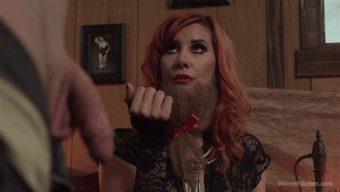 Maitresse Madeline Marlowe – Jimmy Bullet – Divine Bitches Halloween Special: FemDom Freakshow! SPH cock edging! 