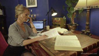 Jonah Marx – Simone Sonay – Simone Sonay is Mrs. S: ULTIMATE MILF Femdom! 