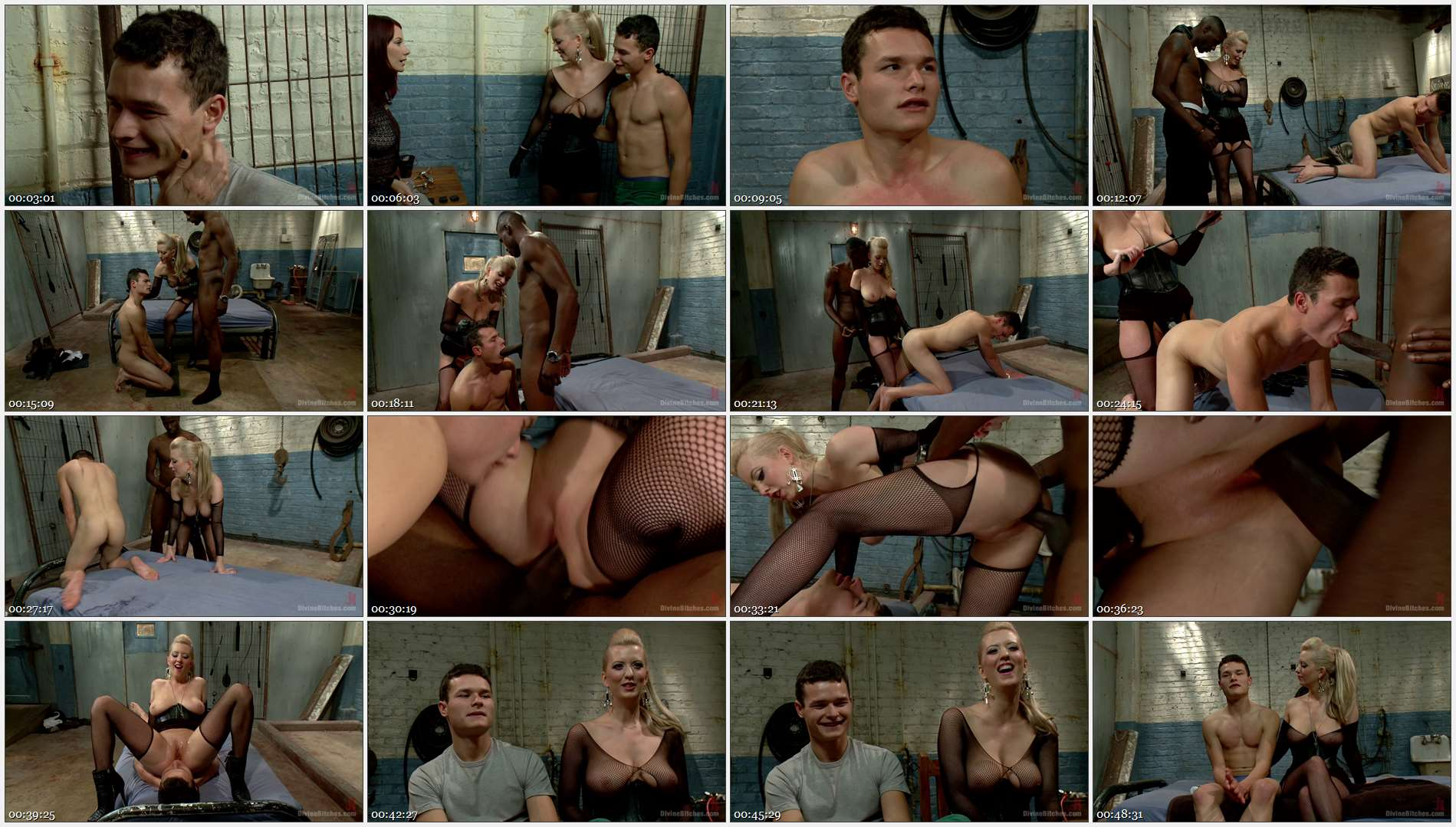 Cherry Torn – Micky Mackenzie – Jason Brown – Interracial Cuckolding 