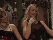 Mona Wales – Simone Sonay – Alexander Gustavo – Stepmother And Daughter Dominating Duo 