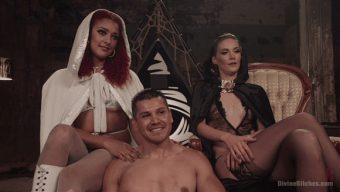 Daisy Ducati – Mona Wales – Alejandro – Like A Rat In A Cage 