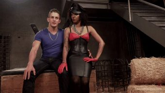 Lotus Lain – Alexander Gustavo – Leather Bitch From Hell 