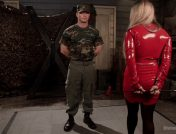 Aiden Starr – Sergeant Miles – Aiden Starr Dominates Sexy Military Hard Ass 
