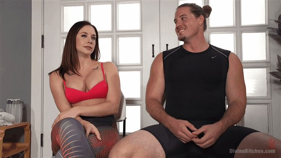Kip Johnson – Chanel Preston – Foot Sniffing Yoga Thug Gets Divine Bitched! BASED ON TRUE EVENTS! _cover