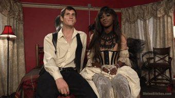 Tony Orlando – Ana Foxxx – On Your Knees! It\'s the debut of Mistress Ana Foxx! 