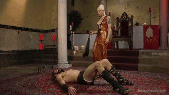 Lorelei Lee – Nathan Bronson – Divine Roman Holiday 