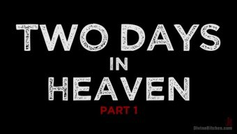 Slave Fluffy – Aiden Starr – Two Days in Heaven: Part 2 