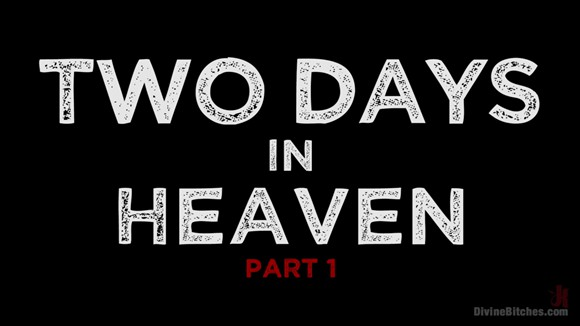 Slave Fluffy – Aiden Starr – Two Days in Heaven: Part 2 _cover