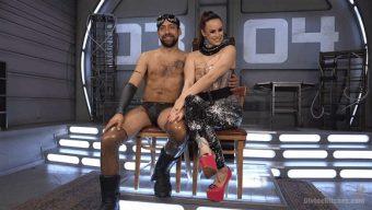 Bella Rossi – DJ – Deep Space Domination: the Future is Female 