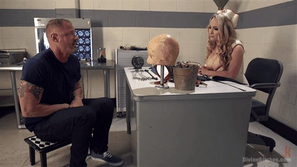 Aiden Starr – D. Arclyte – Chronic Masturbator D. Seeks Sick & Twisted Therapy From Aiden Starr!! _cover