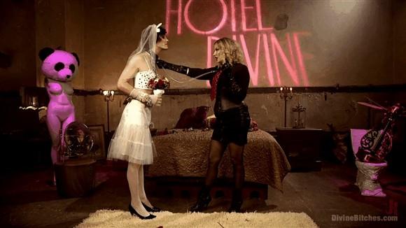 Maitresse Madeline Marlowe – Will Havoc – Tony Orlando – Honeymoon Cuckold At Hotel Divine _cover