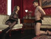 Cherry Torn – Artemis Faux – Cherry Torn\'s Tea Service and Slave Punishment 