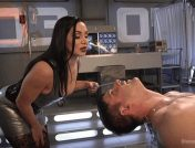Lea Lexis – Rick Fantana – Lea Lexis Presents Her Futuristic Medical Fetish Dungeon 