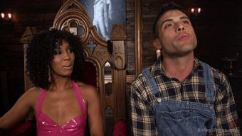 Lance Hart – Misty Stone – Ebony Goddess Misty Stone Doms and Fucks Lance Hart 