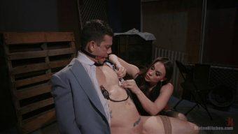 Chanel Preston – Reed Jameson – Chanel Preston Takes Payment From Reed Jameson in Painful Installments 