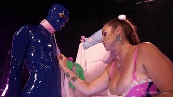 Bella Rossi – Tony Orlando – Sweet Sadism: Plastic Princess Torments Her Toy 